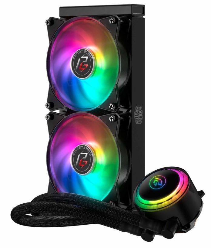 MasterLiquid ML240R RGB Phantom Gaming Edition