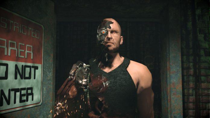 Cyborg Mechanic