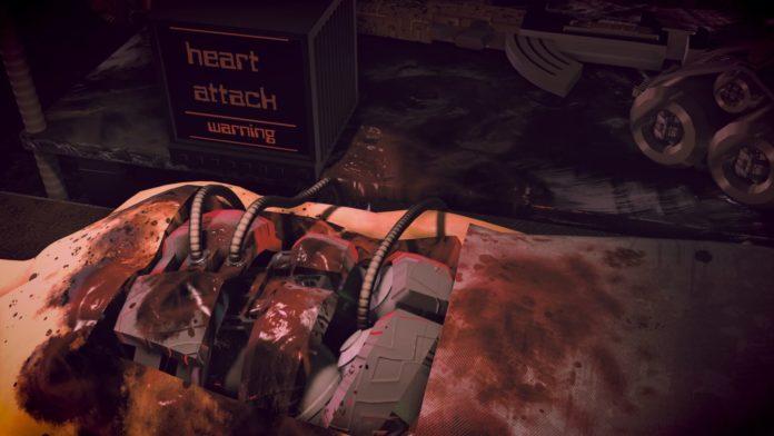 Cyborg Mechanic - szykuje się symulator chirurga cyborgów 1