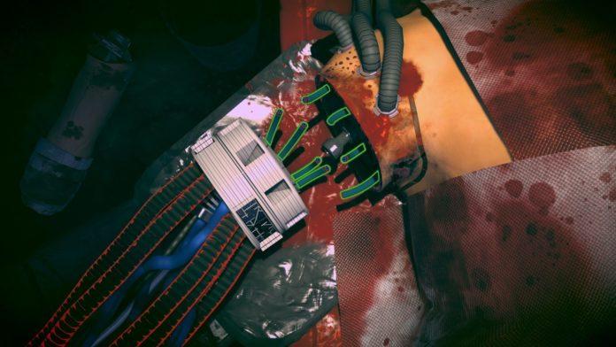 Cyborg Mechanic - szykuje się symulator chirurga cyborgów 2