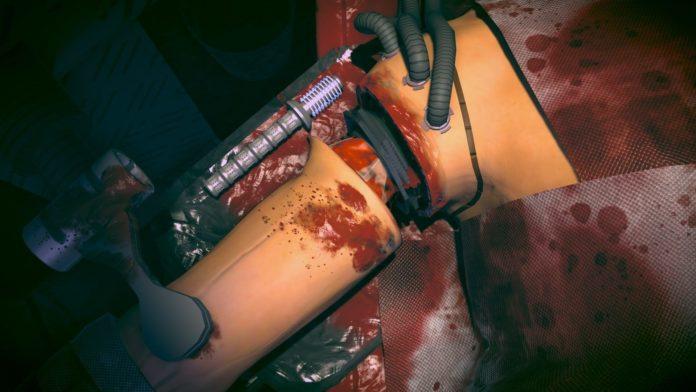 Cyborg Mechanic - szykuje się symulator chirurga cyborgów 3