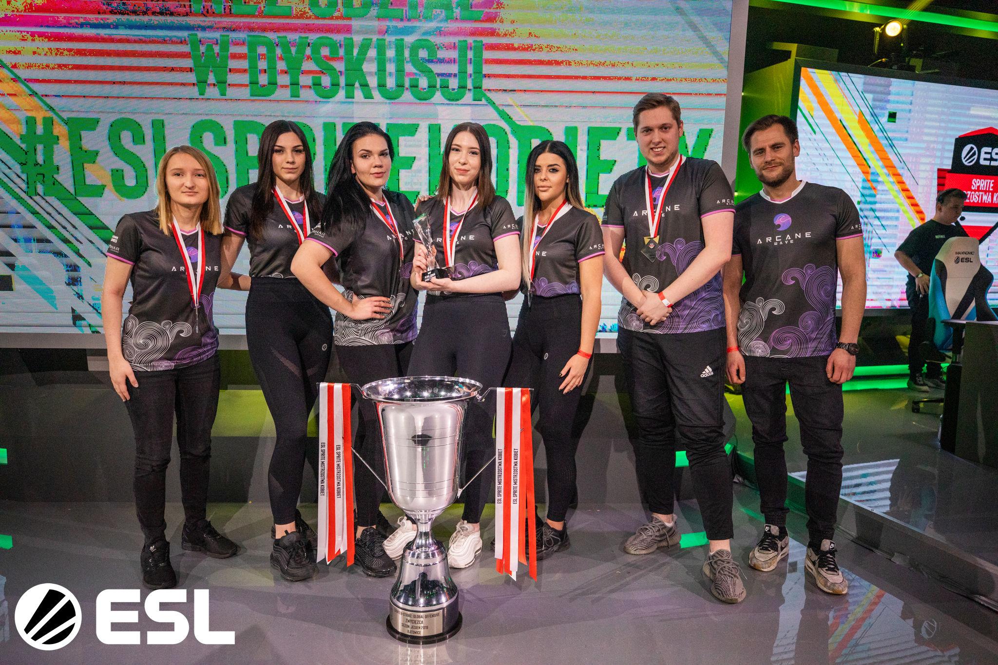 ESL Sprite Mistrzostwa Kobiet 2019
