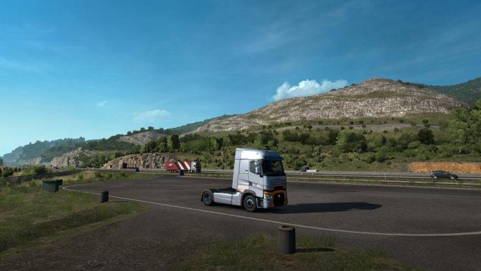 Iberia nowym dodatkiem do gry Euro Truck Simulator 2 1
