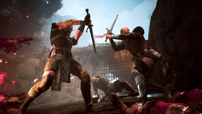 THQ Nordic prezentuje grywalne demo remaku gry Gothic 7