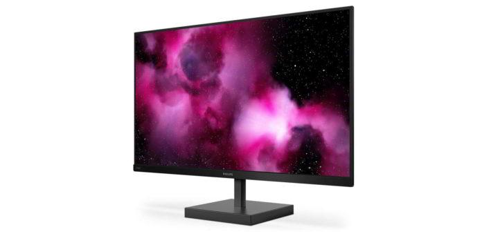 Philips 276C8 - ultracienki i elegancji monitor na biurko 1