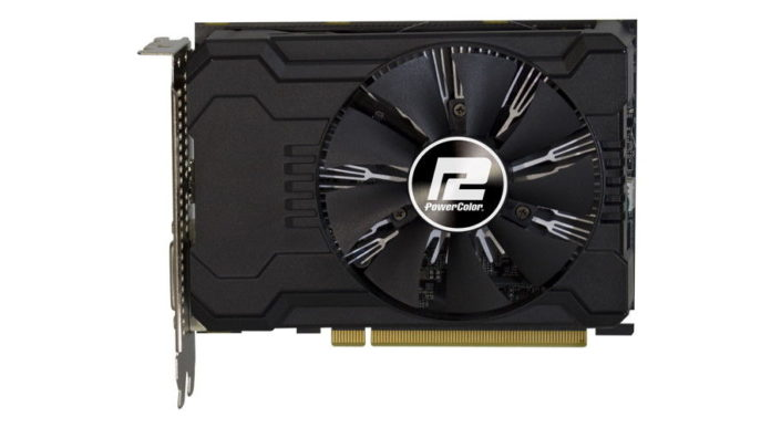 PowerColor Red Dragon Radeon RX 550 4GB GDDR5 OC V3