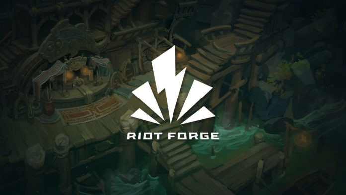Riot Forge - Riot Games