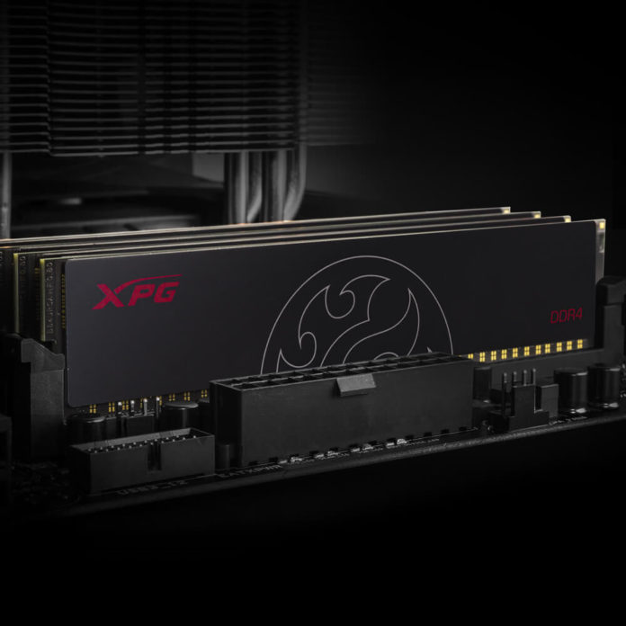 XPG Hunter U-DIMM