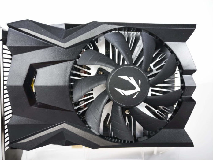 ZOTAC GAMING GeForce GTX 1650 OC - radiator