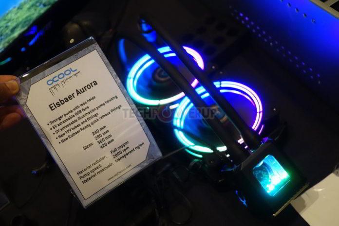 Alphacool Eisbaer Aurora
