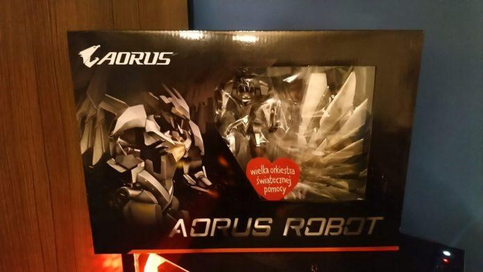AORUS Robot