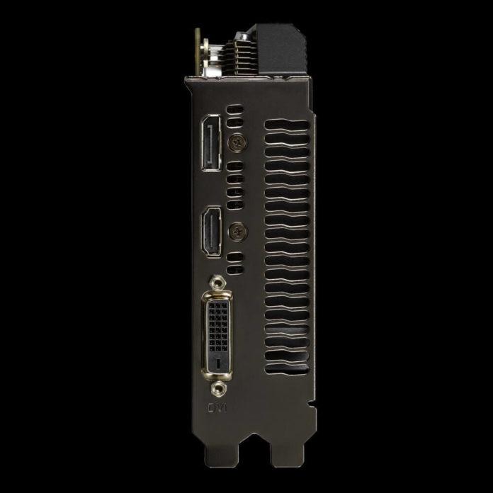 ASUS Dual GeForce RTX 2070 MINI – karta graficzna mini-ITX 2