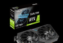 ASUS Dual GeForce RTX 2070 MINI OC
