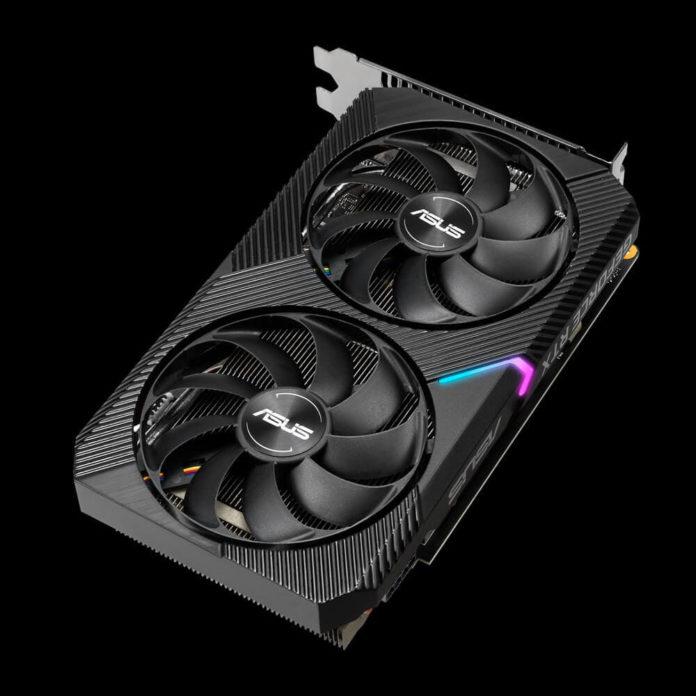ASUS Dual GeForce RTX 2070 MINI OC – karta graficzna mini-ITX 1