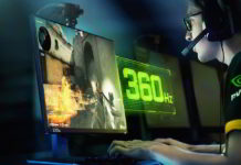 CES 2020 - NVIDIA - ASUS ROG Swift 360