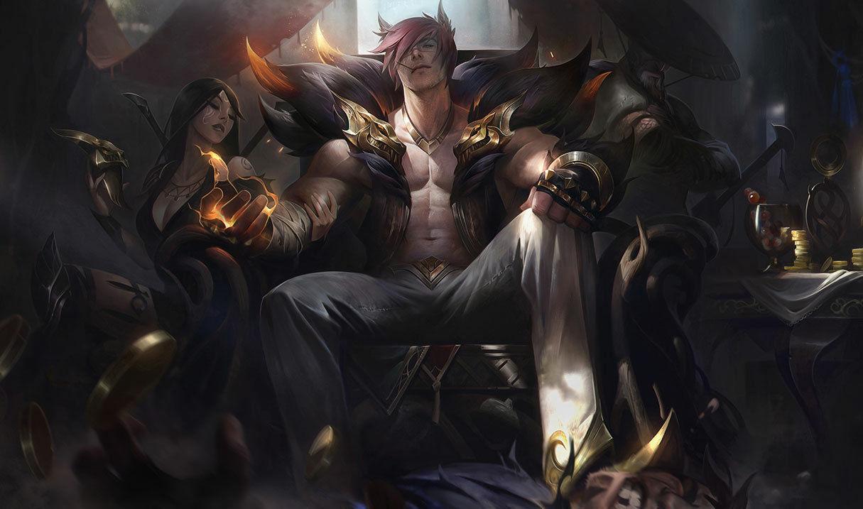 League of Legends - Sett