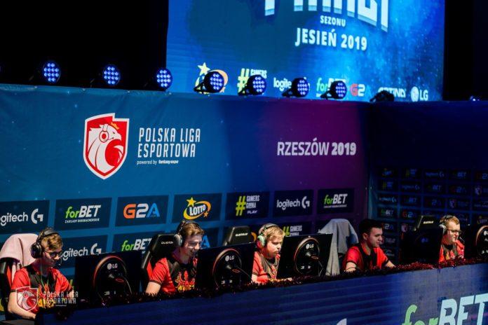 polska liga esportowa 1