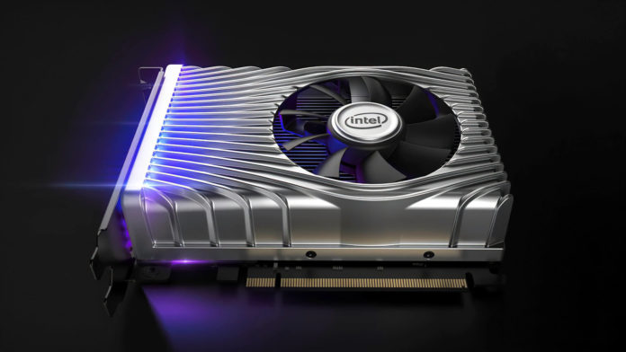 Intel prezentuje mikroarchitekturę Xe z kartą graficzną Xe DG1 3