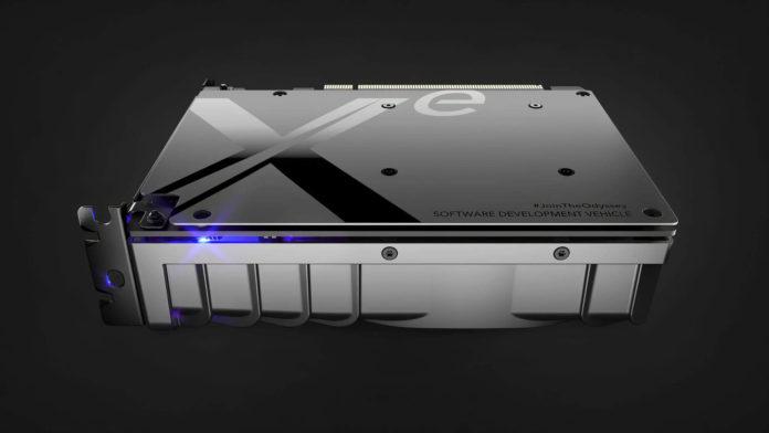 Intel prezentuje mikroarchitekturę Xe z kartą graficzną Xe DG1 4