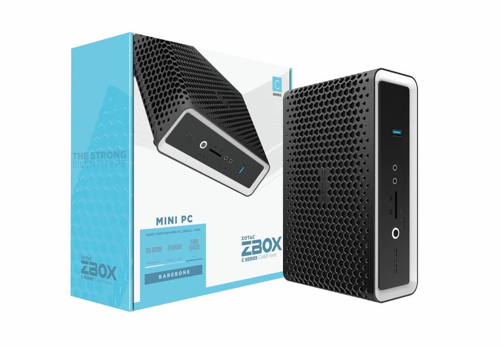 CES 2020: Zotac prezentuje ZBOX CA621 Nano i ZBOX MA621 Nano 1