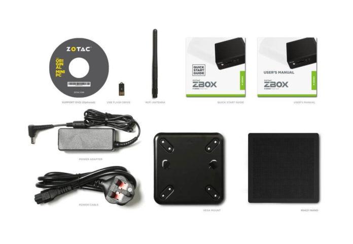 CES 2020: Zotac prezentuje ZBOX CA621 Nano i ZBOX MA621 Nano 3