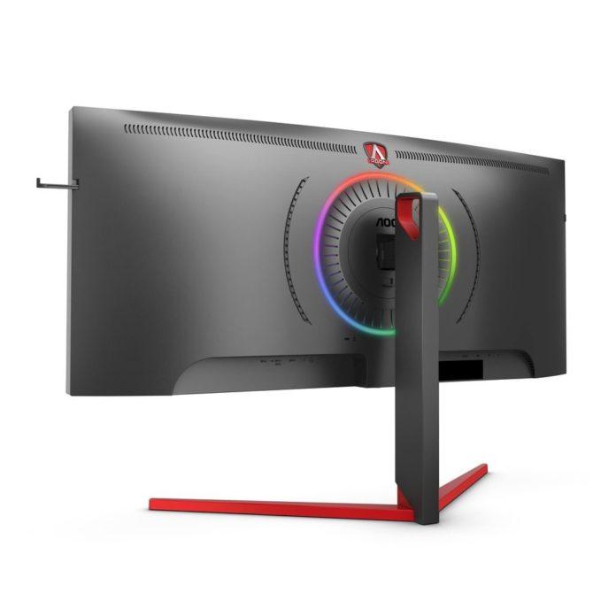 AOC AG353UCG - nowy monitor dla graczy z serii AGON 2
