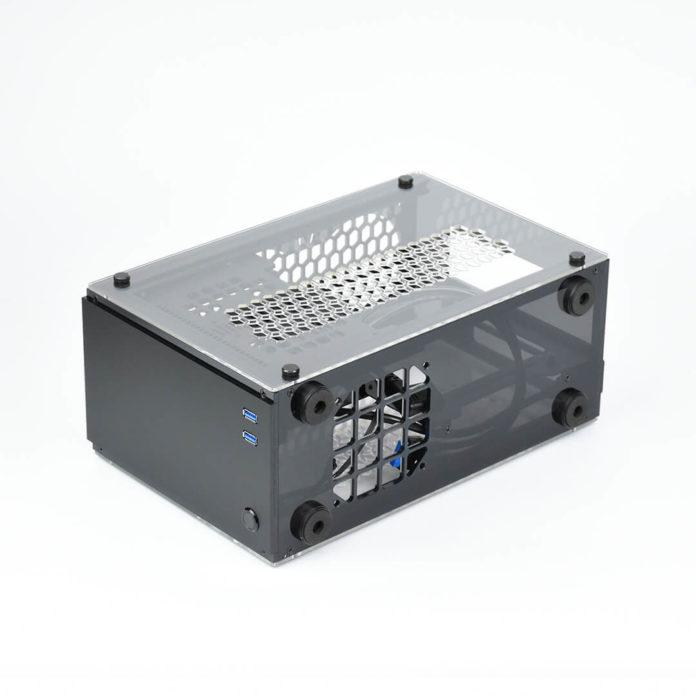 Geeek A50 Plus - nowa ulepszona obudowa mini-ITX 2