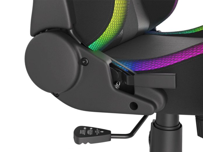 Genesis Trit 600 RGB i Trit 500 RGB - podświetlane fotele dla graczy 2