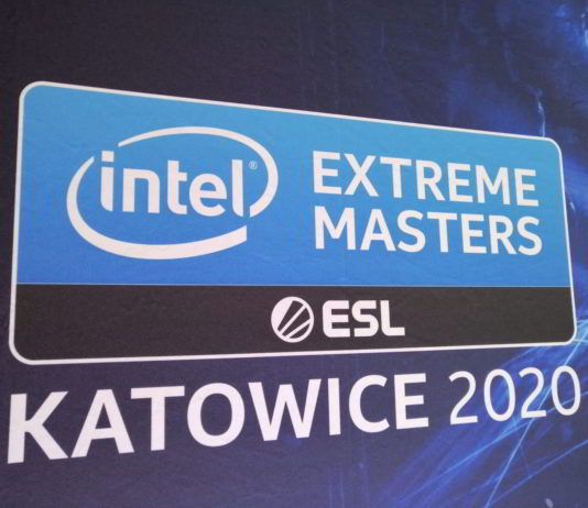 Intel Extreme Masters Katowice 2020