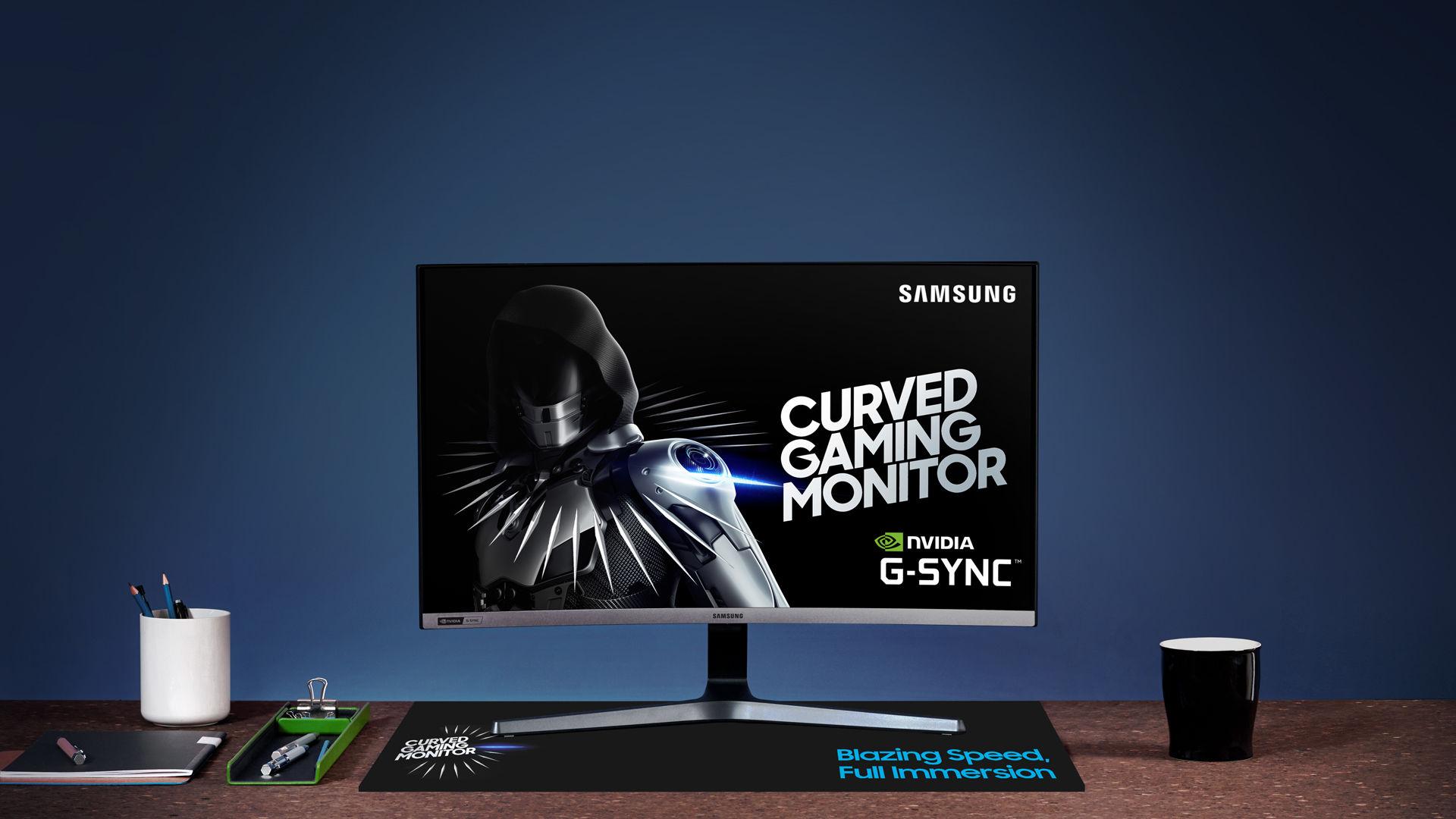 Wygraj monitor gamingowy Samsung na stoisku ESL Play! 1