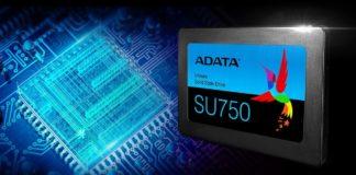 ADATA SU750 1 TB - logo