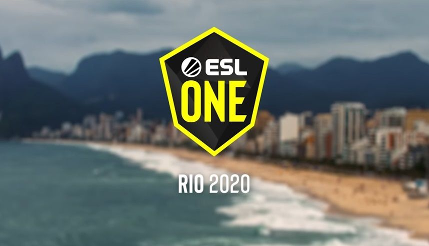 Astralis kontra Fnatic w ESL One: Road to Rio 3