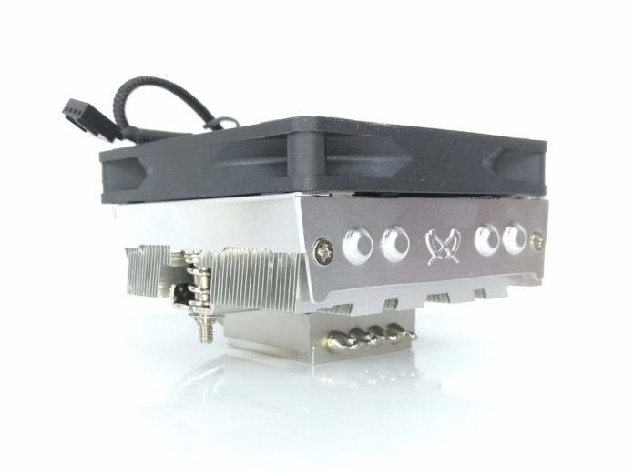 Chłodzenia niskoprofilowe procesorów dla mini-ITX 6