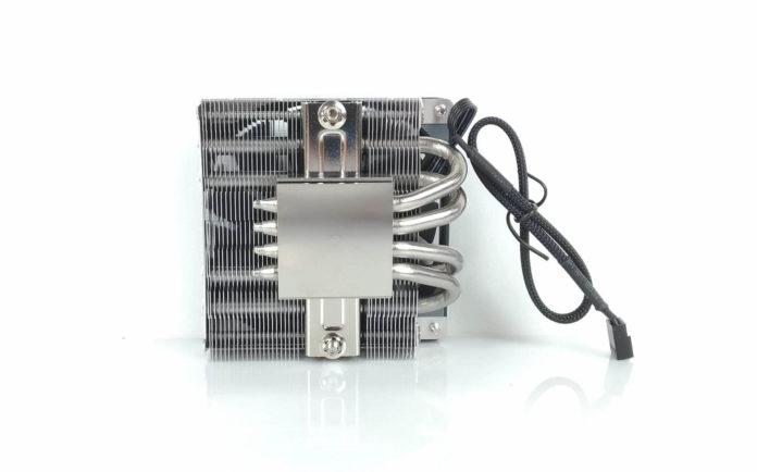 Chłodzenia niskoprofilowe procesorów dla mini-ITX 7