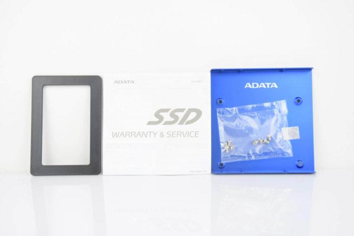 ADATA SU900512 GB - testy dysku SSD na kościach 3D MLC 1