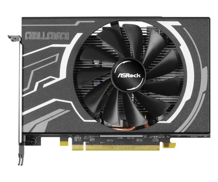 ASRock Radeon RX 5500 XT Challenger ITX 8G