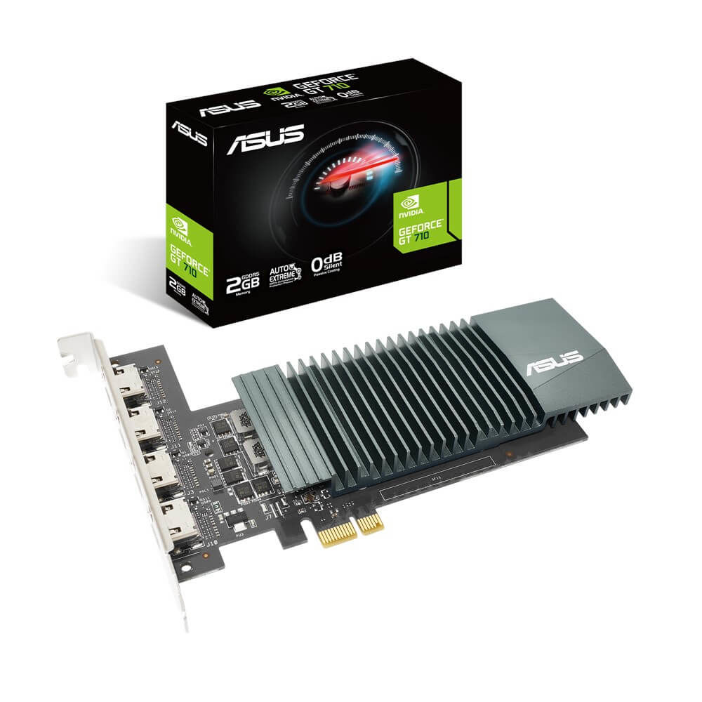 Asus GeForce GT710-4H-SL-2GD5