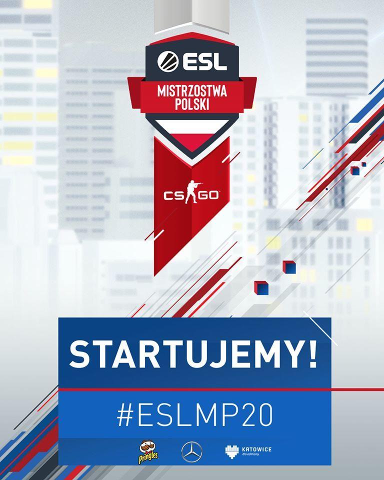 ESL Mistrzostwa Polski 2020 - przed nami mecz inauguracyjny 1