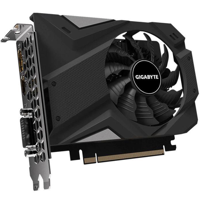 Gigabyte GeForce GTX 1650 D6 OC 4G - karta graficzna mini-ITX 2