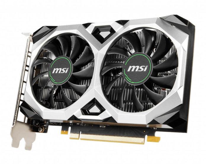 MSI GeForce GTX 1650 D6 VENTUS XS – karta graficzna mini-ITX 2