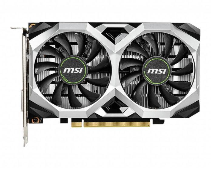 MSI GeForce GTX 1650 D6 VENTUS XS OC – karta graficzna mini-ITX 1