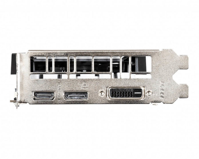 MSI GeForce GTX 1650 D6 VENTUS XS OC – karta graficzna mini-ITX 2