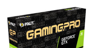 Palit GeForce GTX 1650 GP