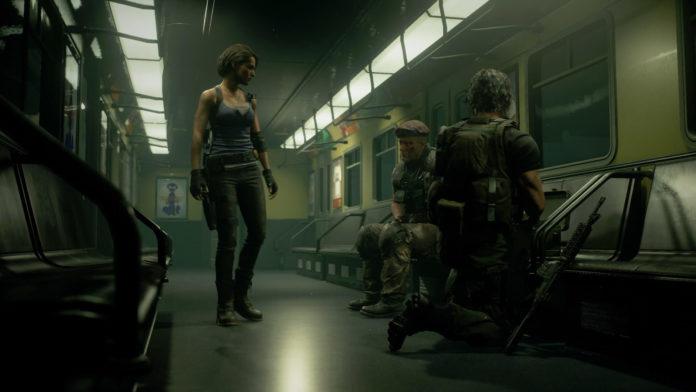 Resident Evil 3 Remake - powraca horror z Jill Valentaine 2