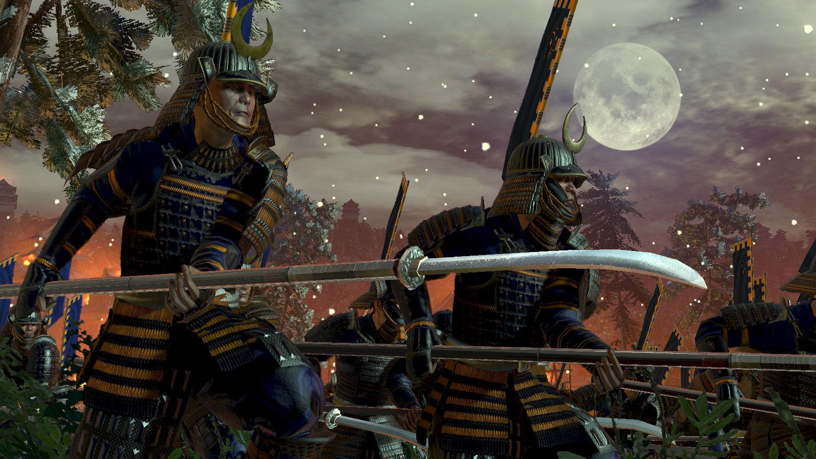 Total War: Shogun 2 za darmo na Steam od Creative Assembly 1