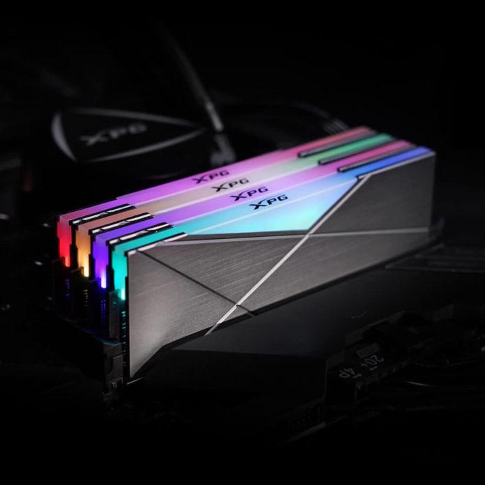 ADATA XPG Spectrix D50 - wydajne kości pamięci DDR4 z RGB 1