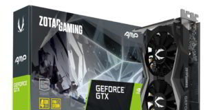 ZOTAC GAMING GeForce GTX 1650 AMP GDDR6