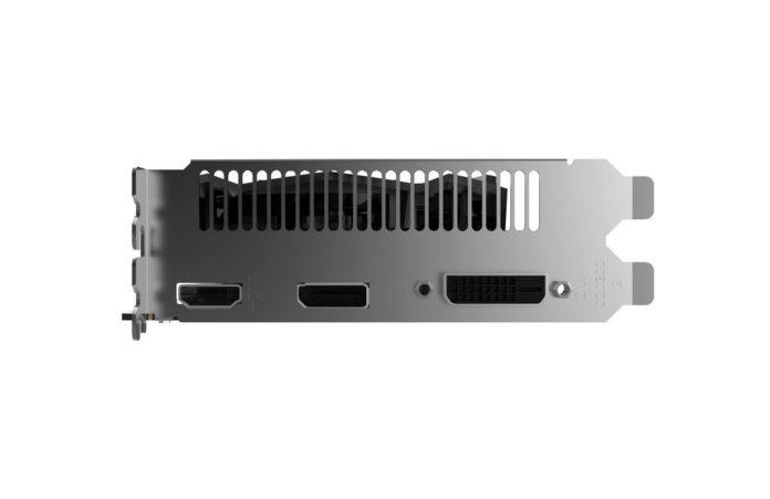 ZOTAC GAMING GeForce GTX 1650 AMP GDDR6 - karta graficzna 1
