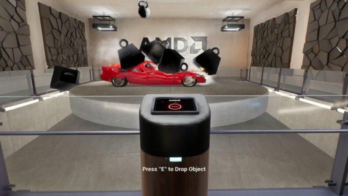 AMD FEMFX - GPUOpen