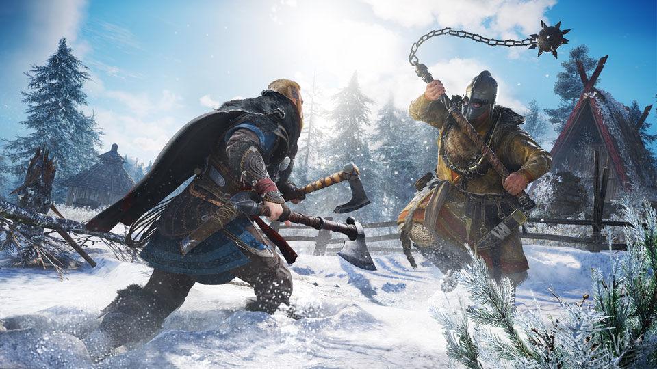 Assassin's Creed Valhalla - do sieci wyciekł nieoficjalny gameplay 1